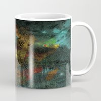 africa Mugs featuring Africa by  Agostino Lo Coco
