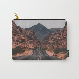 Desert Road Carry-All Pouch