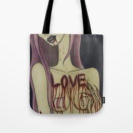 Love Hurts So Good Tote Bag