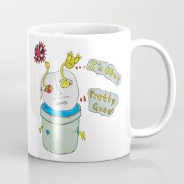 Plant Eyes are Okay Coffee Mug