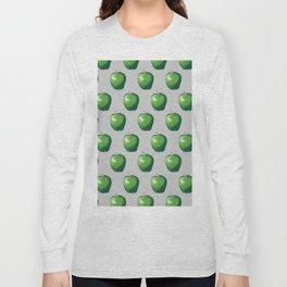 Green Apple_A Long Sleeve T-shirt