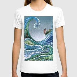 The Tonns Wave T-shirt