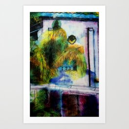 Retreat Art Print