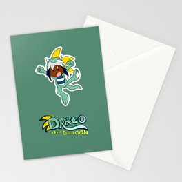 Draco the Dragon Stationery Cards