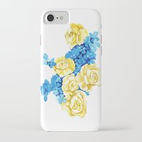 ukraine iPhone & iPod Cases featuring Ukraine by Goga Alexandra