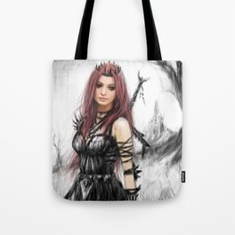 Distance Fading Tote Bag