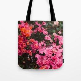 California Blooms IV Tote Bag