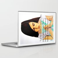 scripture Laptop & iPad Skins featuring Matthew 19:14 Bible scripture by Saribelle by Saribelle Inspirational Art