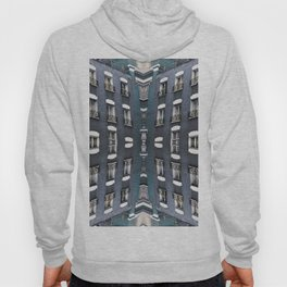 London patterns Hoody