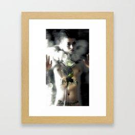 pressed Framed Art Print