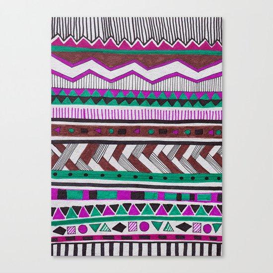 TAMAYA-MIXE Canvas Print