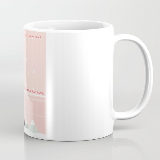 The White Bears and the Tin Soldier Mug