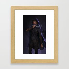 The Wraith Framed Art Print