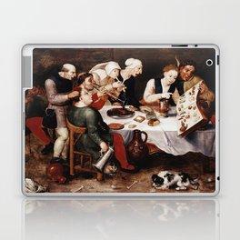 Hieronymus Bosch - The Bacchus Singers Laptop & iPad Skin
