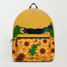 There is rain or no? Backpack