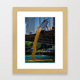 Duckies! Framed Art Print