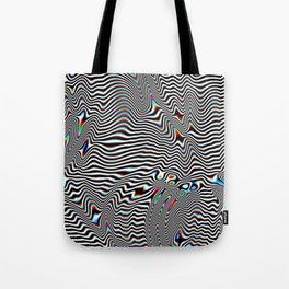 Prism Slicks Tote Bag