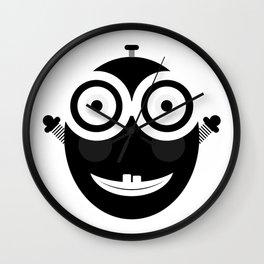Happy Little Chappy Wall Clock