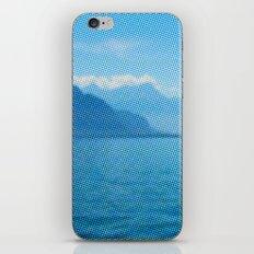 le Léman iPhone & iPod Skin