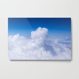Skies All for Air Metal Print