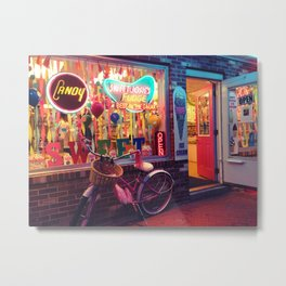 What Are They Selling? Metal Print