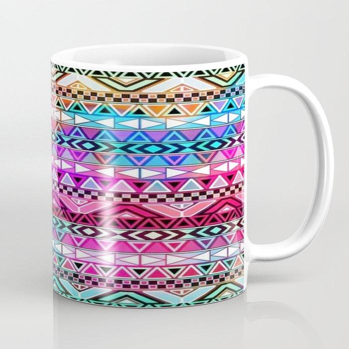 Colorful Tribal best decoration design ideas Coffee Mug by rzuanshahwal
