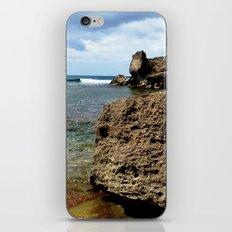 Rincon @ secret spot iPhone & iPod Skin