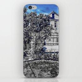 Virgil Avenue Sky iPhone Skin