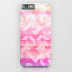Geometric Sunset Slim Case iPhone 6s