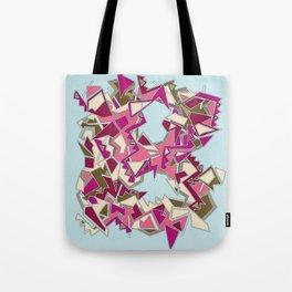 Letter B Tote Bag