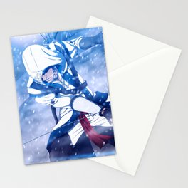 AC III - Connor Kenway Stationery Cards