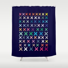 Exes Shower Curtain