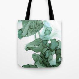 emerald II Tote Bag
