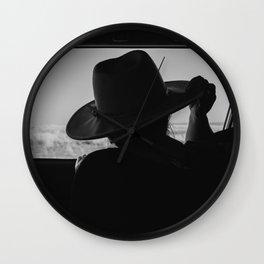 West Texas Explorer Wall Clock