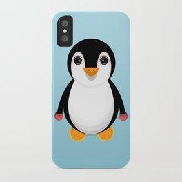 Penguin iPhone Case