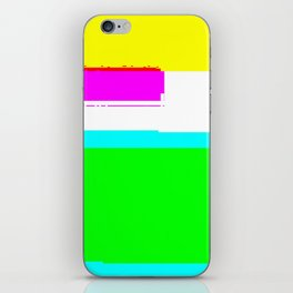 Unstable child iPhone Skin