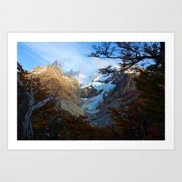 Patagonia 2 Art Print