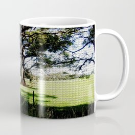 Sheep grazing Property Coffee Mug