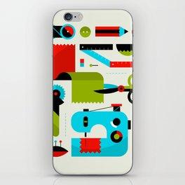 Sewing Kit iPhone Skin