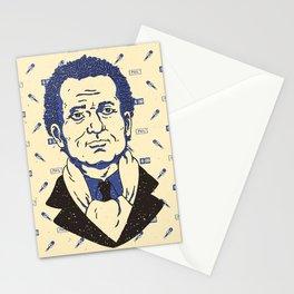 Groundhog Day Stationery Cards