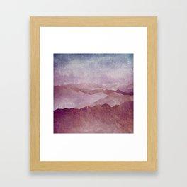 Smoky Mountains Framed Art Print