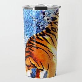 Tiger Investigations Travel Mug