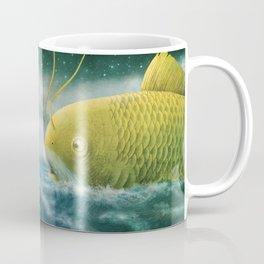 Finn and Grandfish Coffee Mug