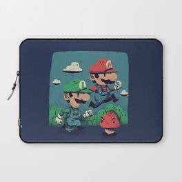 un-super bros Laptop Sleeve
