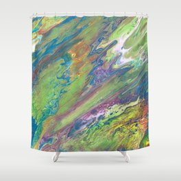 Fluid No. 20 Shower Curtain