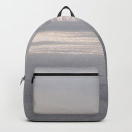 Facing the Sea Backpack