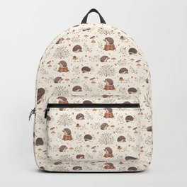 Little Hedgehog Backpack