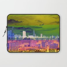 New York City | Project L0̷SS   Laptop Sleeve