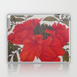 Spathodea Campanulata Laptop & iPad Skin