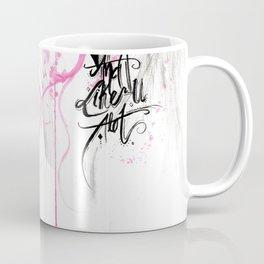 Fink U Freeky Coffee Mug